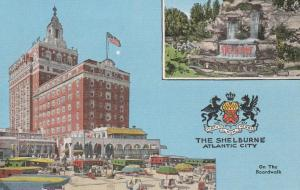 Shelburne Hotel - Atlantic City NJ, New Jersey - On the Boardwalk - Linen