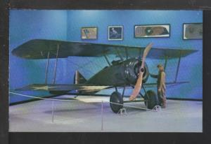 Standard E-1 Scout Postcard