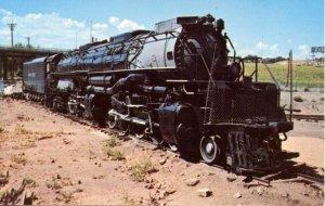Trains - Union Pacific Railroad Big Boy