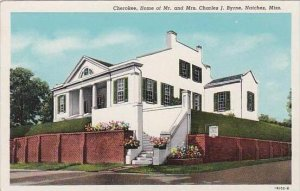 Mississippi Natchez Cherokee Home OF Mr And Mrs Charles J Byrne