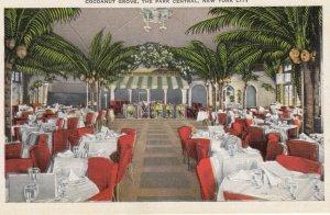 NEW YORK CITY, 1910-20s; Cocoanut Grove, The Park Central