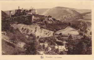 Vianden - Le Chateau , Luxembourg, 1910s