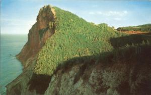 Peak O'Dawn near Perce QC, Quebec, Canada