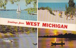 Greetings From West Michigan Multi View