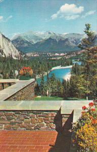 Canada Alberta Banff The Bow Valley