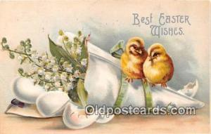 Easter Wishes 1909