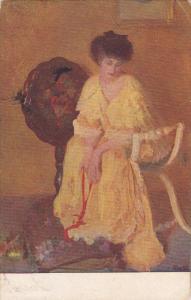 AS: Alfredo Protti, Malinconia, PU-1916