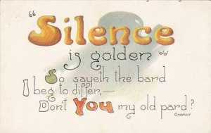 Fred Cavally Message Series Silence is Golden