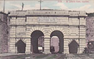 St. John's Gate, Quebec, Canada, 00-10s
