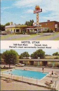 UT Vernal Utah Motel