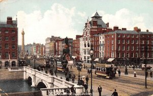 Sackville Street Dublin Ireland Postal Used Unknown