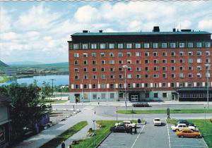 Sweden Kiruna Hotel Ferrum