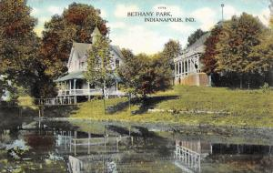 Indianapolis Indiana~Bethany Park~Disciples of Christ Christian Retreat~1908 PC