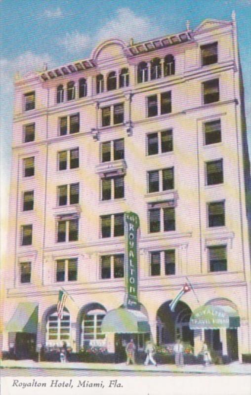 Florida Miami Royalton Hotel