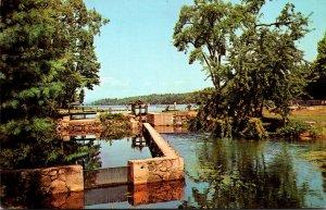 Maine Bridgton Highland Lake