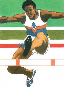 Olympics Hurdles BIN