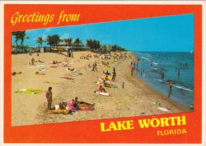 Greetings From Lake Worth Florida
