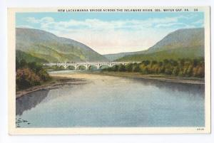 Lackawanna Bridge Delaware Water Gap PA