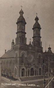 RP: MILWAUKEE , Wisconsin , 1910 ; St. Stanislaw's Catholic Church