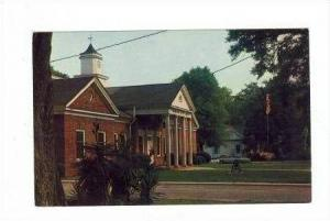 City Hall, Marion, South Carolina, 1940-60s