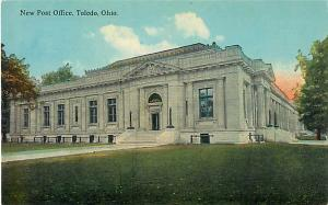 D/B New Post Office, Toledo, Ohio OH