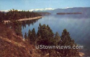 Flathead Lake Kalispell MT Unused