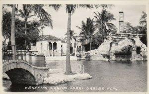 RP: CORAL GABLES , Florida , 1920s ; Venetian Pools ; #6