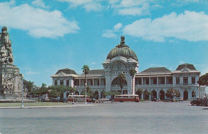 Lourenço Marques [Now Maputo] , Mozambique , 50-60s ; Railway Station