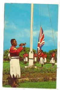 Government House Guard, Suva, Fiji, 40-60s