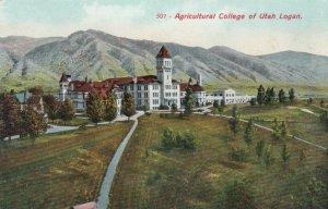 LOGAN , Utah, 1900-10s ; Agricultural College of UTAH