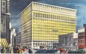 Hotel Ansley, Atlanta, Georgia, 30-40s