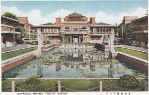 Imperial Hotel , TOKYO , Japan , 30-40s