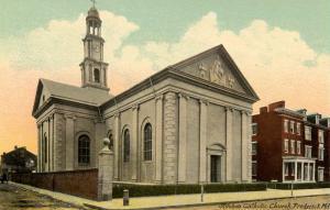 MD - Frederick. St John's Catholic Church