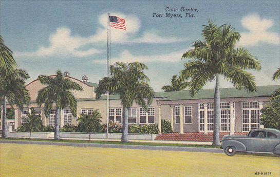 Civic Center Fort Myers Florida