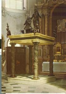 Austria, Innsbruck, Dom zu St. Jakob, unused Postcard