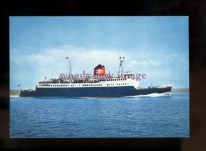 FE2379 - Sealink Ferry - Caesarea , built 1960 - postcard