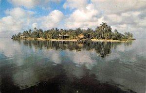 Anthony's Key Resort Honduras 1981