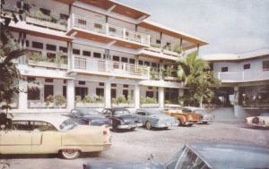 ACAPULCO, Guerrero, Mexico, 1940-1960's; Fachada, Hotel Del Monte