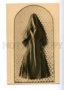 173411 FRANCE Blessed Thereses Habit little veil Old postcard