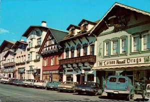 Washington Leavenworth Store Fronts