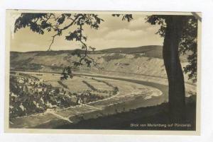 RP, Blick Von Marienburg Auf Punderich, Germany, 1920-1940s