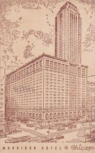 Morrison Hotel Chicago Illinois 1945