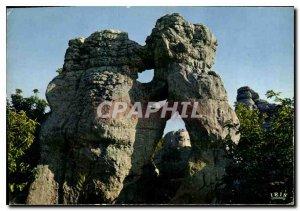 Postcard Modern Ardeche Picturesque Approx Vans Bois de Paiolive filled with ...