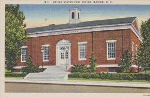 North Carolina Marion United States Post Office
