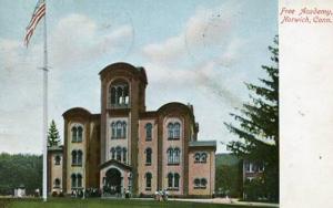 CT - Norwich, Free Academy