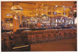 Nevada Virginia City Interior Delta Saloon