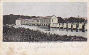 Illinois Water Power Station Rock Island Arsenal