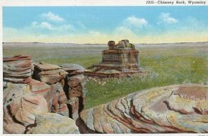 WY - Chimney Rock