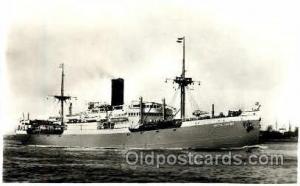 MS Kota Inten Steamer Ship Ships Old Vintage Postcard Postcards  MS Kota Inten