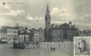 Lierre, Belgium, België, la Belgique, Belgien Grand Place  Grand Place